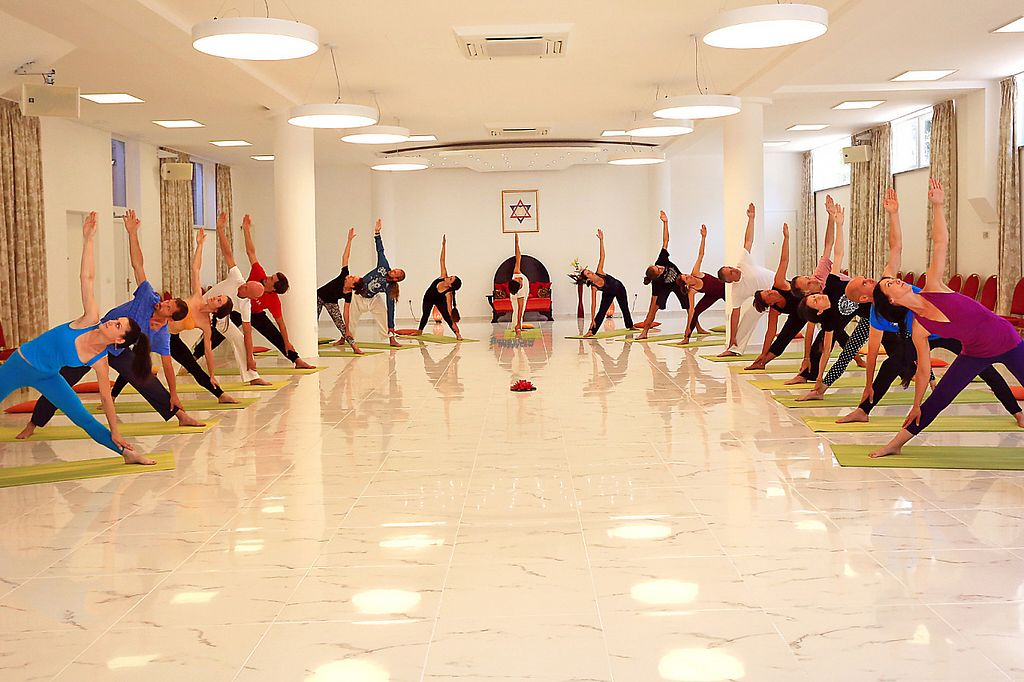"""Photo of Pension Cherry Blossom  by <a href=""""/members/profile/Konstanza"""">Konstanza</a> <br/>The Samadhi-Hall: ideal for Yoga, Tai-Chi Chuan, Qigong and other workshops <br/> February 17, 2017  - <a href='/contact/abuse/image/47040/227419'>Report</a>"""