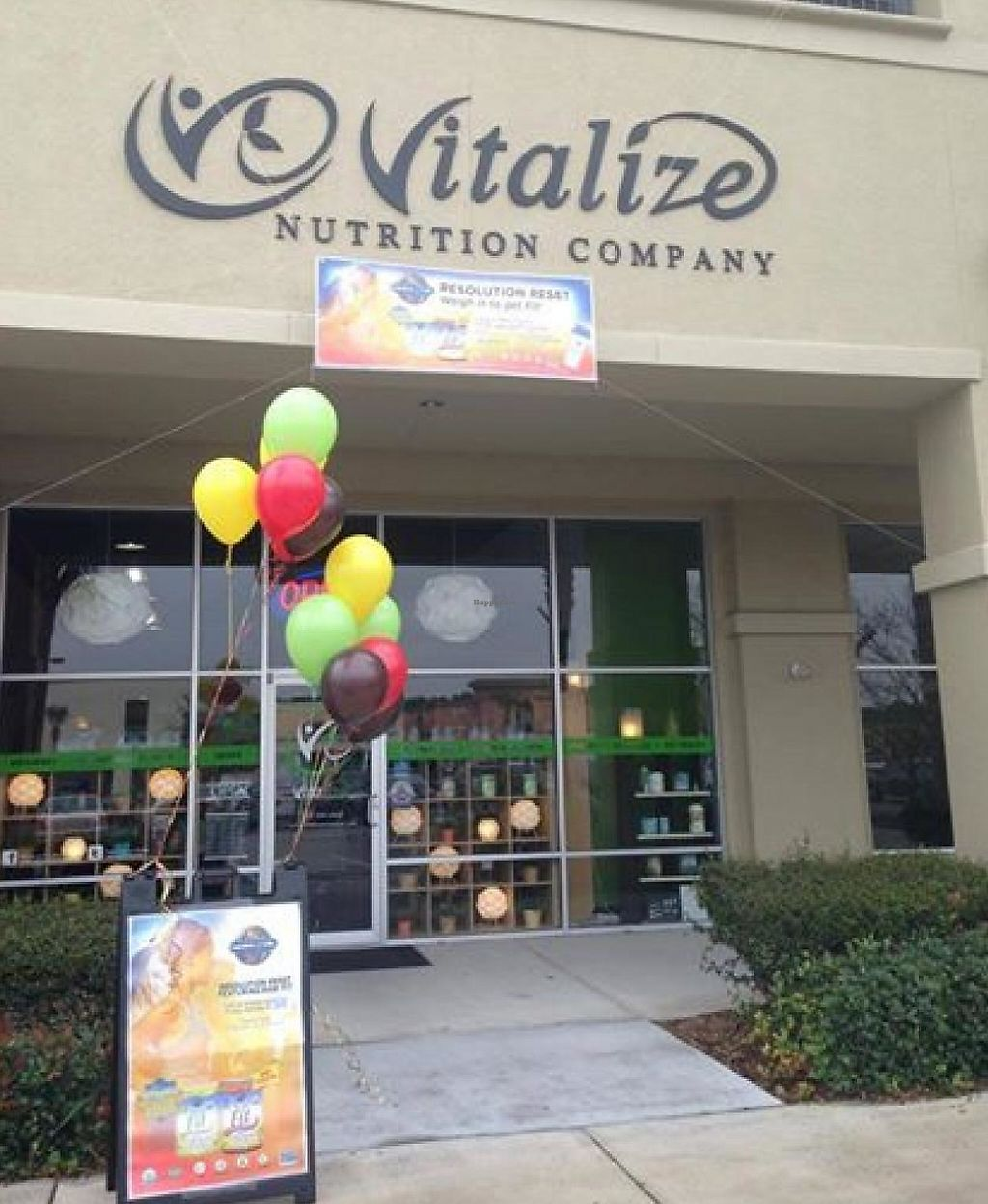 """Photo of Vitalize Natural Market and Juice Bar  by <a href=""""/members/profile/community"""">community</a> <br/>Vitalize Natural Market and Juice Bar <br/> May 2, 2014  - <a href='/contact/abuse/image/47046/197038'>Report</a>"""