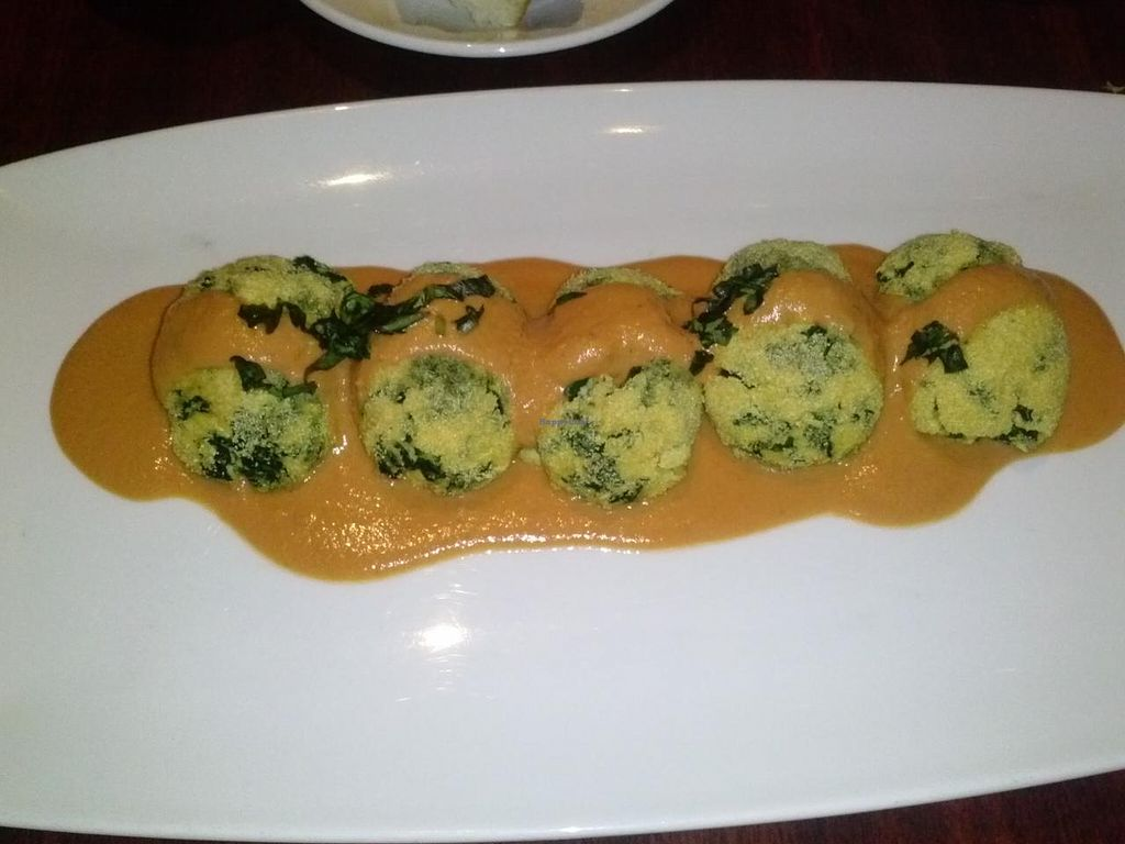 "Photo of Panevino  by <a href=""/members/profile/Sonja%20and%20Dirk"">Sonja and Dirk</a> <br/>spinach and ricotta gnocchi <br/> December 29, 2014  - <a href='/contact/abuse/image/47047/88974'>Report</a>"