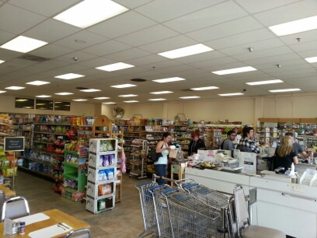"""Photo of Full O' Life Market and Cafe  by <a href=""""/members/profile/eric"""">eric</a> <br/>inside <br/> February 28, 2016  - <a href='/contact/abuse/image/4705/138085'>Report</a>"""