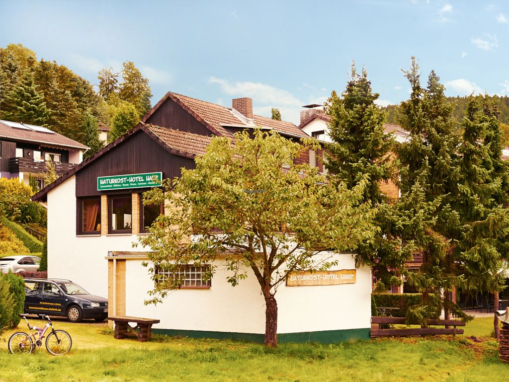 "Photo of Naturkost-Hotel Harz  by <a href=""/members/profile/Naturkost-Hotel"">Naturkost-Hotel</a> <br/>Our little hotel <br/> July 29, 2015  - <a href='/contact/abuse/image/47072/111513'>Report</a>"