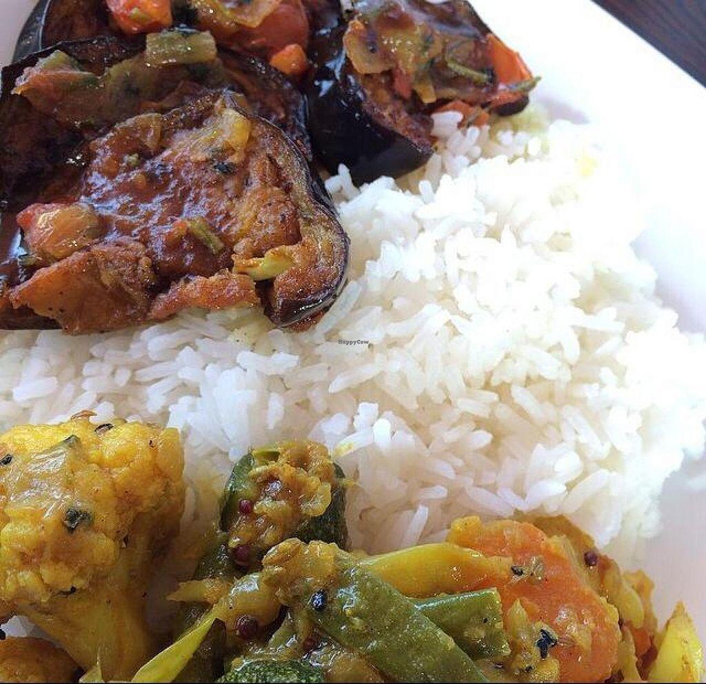 "Photo of Cilantro Bangladeshi Bistro  by <a href=""/members/profile/JudyAlden-Mota"">JudyAlden-Mota</a> <br/>best tasting eggplant <br/> August 10, 2014  - <a href='/contact/abuse/image/47124/76626'>Report</a>"