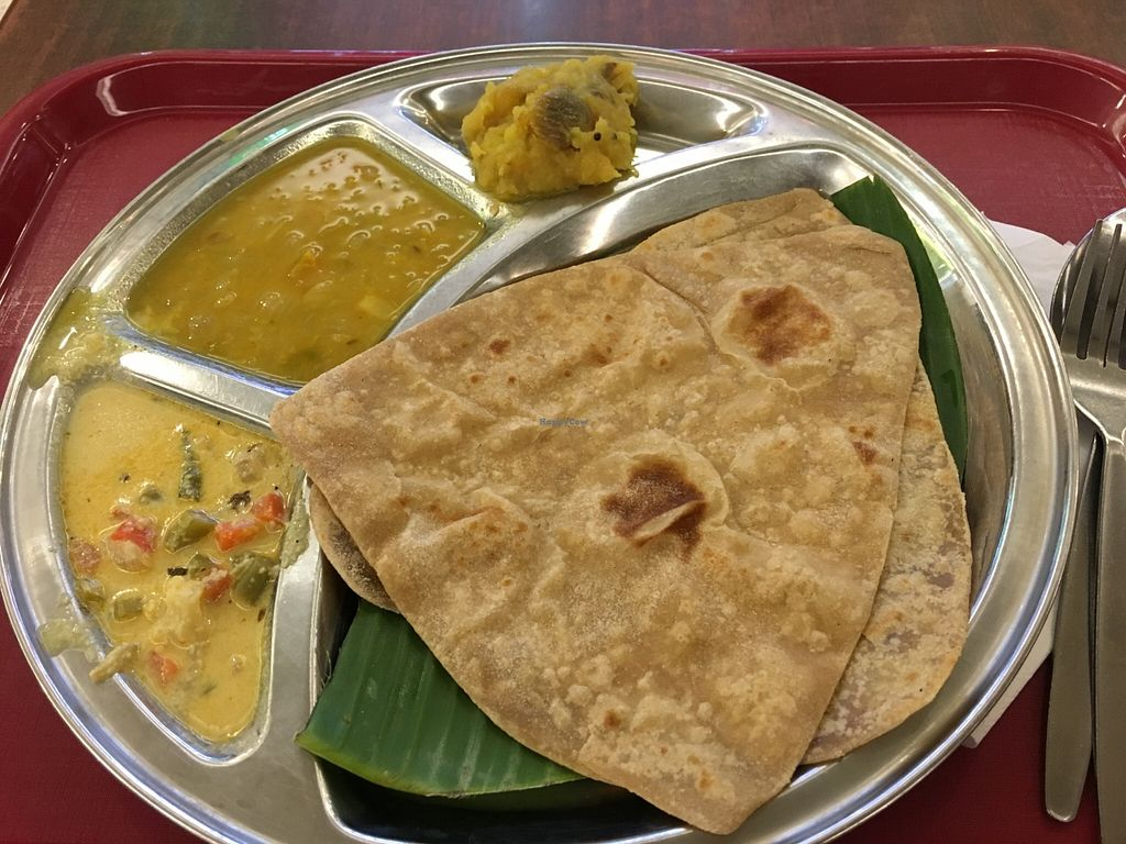 Photo of Saravanaa Bhavan - Suria KLCC  by Maryline <br/>chapati breakfast <br/> January 15, 2016  - <a href='/contact/abuse/image/47141/132434'>Report</a>