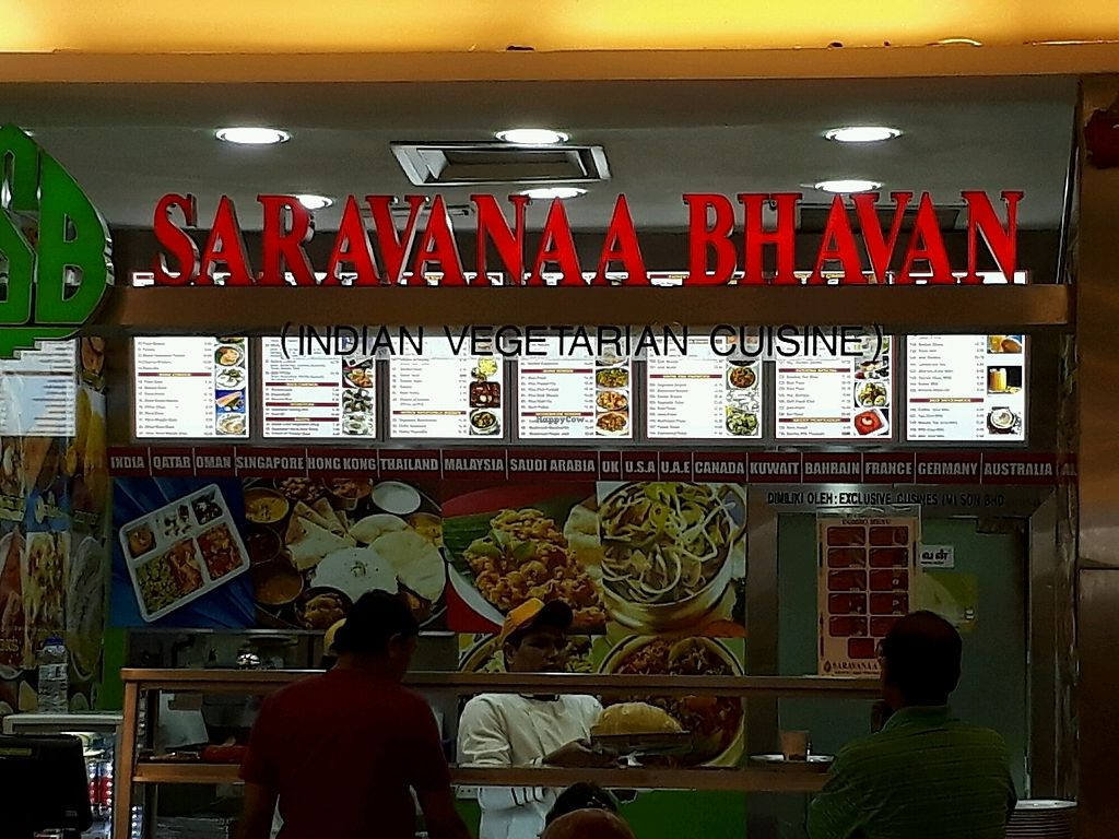 """Photo of Saravanaa Bhavan - Suria KLCC  by <a href=""""/members/profile/LilacHippy"""">LilacHippy</a> <br/>Kiosk <br/> October 28, 2017  - <a href='/contact/abuse/image/47141/319420'>Report</a>"""