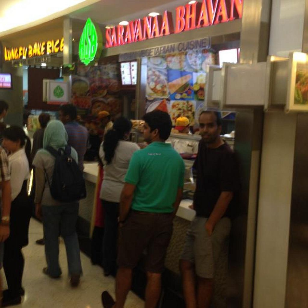 """Photo of Saravanaa Bhavan - Suria KLCC  by <a href=""""/members/profile/AndyT"""">AndyT</a> <br/>View of stall <br/> May 6, 2014  - <a href='/contact/abuse/image/47141/69506'>Report</a>"""