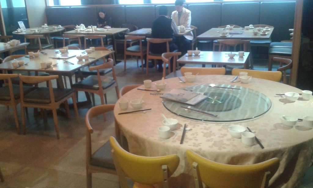 """Photo of Paramita Vegetarian Restaurant - Cheung Yee  by <a href=""""/members/profile/Stevie"""">Stevie</a> <br/>Inside <br/> April 14, 2015  - <a href='/contact/abuse/image/47168/99005'>Report</a>"""