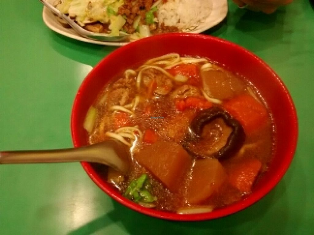 """Photo of Qing Shan  by <a href=""""/members/profile/Citizen%20Wren"""">Citizen Wren</a> <br/>noodle soup <br/> February 26, 2016  - <a href='/contact/abuse/image/47194/137833'>Report</a>"""