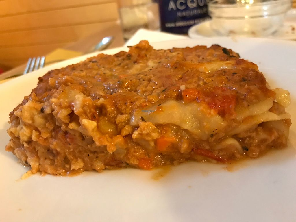 """Photo of Universo Vegano  by <a href=""""/members/profile/Beaa"""">Beaa</a> <br/>Lasagna  <br/> January 14, 2018  - <a href='/contact/abuse/image/47226/346541'>Report</a>"""