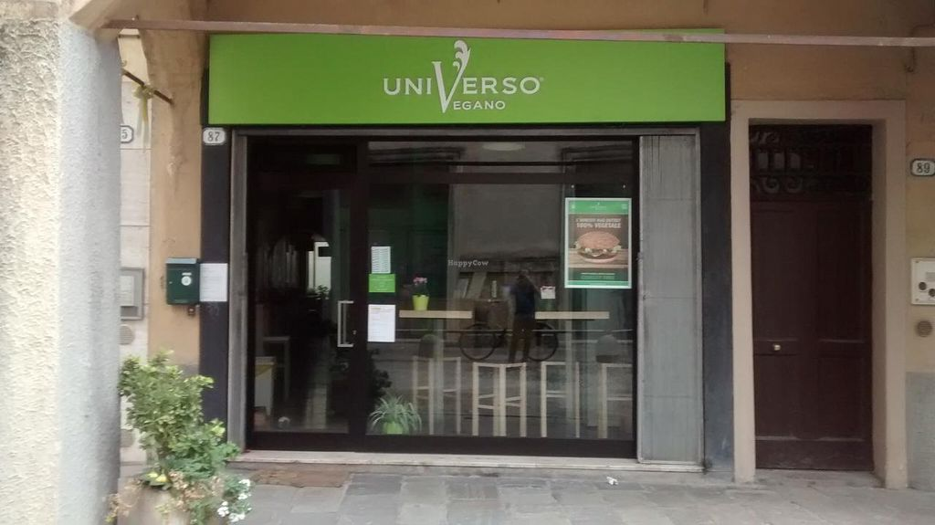 """Photo of Universo Vegano  by <a href=""""/members/profile/JonJon"""">JonJon</a> <br/>Front of the restaurant <br/> September 22, 2014  - <a href='/contact/abuse/image/47226/80708'>Report</a>"""