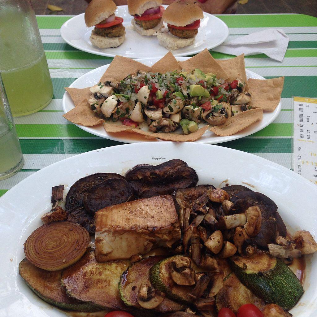 "Photo of Avocado Vegetariano - Santa Gertrudis Copo  by <a href=""/members/profile/Calandria"">Calandria</a> <br/>Tofu roast, mushroom ceviche and veggie sliders <br/> January 20, 2018  - <a href='/contact/abuse/image/47239/349019'>Report</a>"