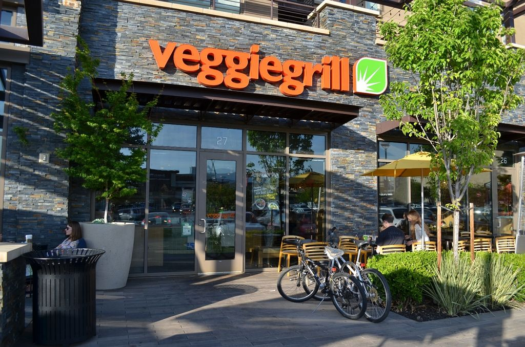 """Photo of Veggie Grill  by <a href=""""/members/profile/alexandra_vegan"""">alexandra_vegan</a> <br/>Outside  <br/> June 17, 2016  - <a href='/contact/abuse/image/47261/154510'>Report</a>"""