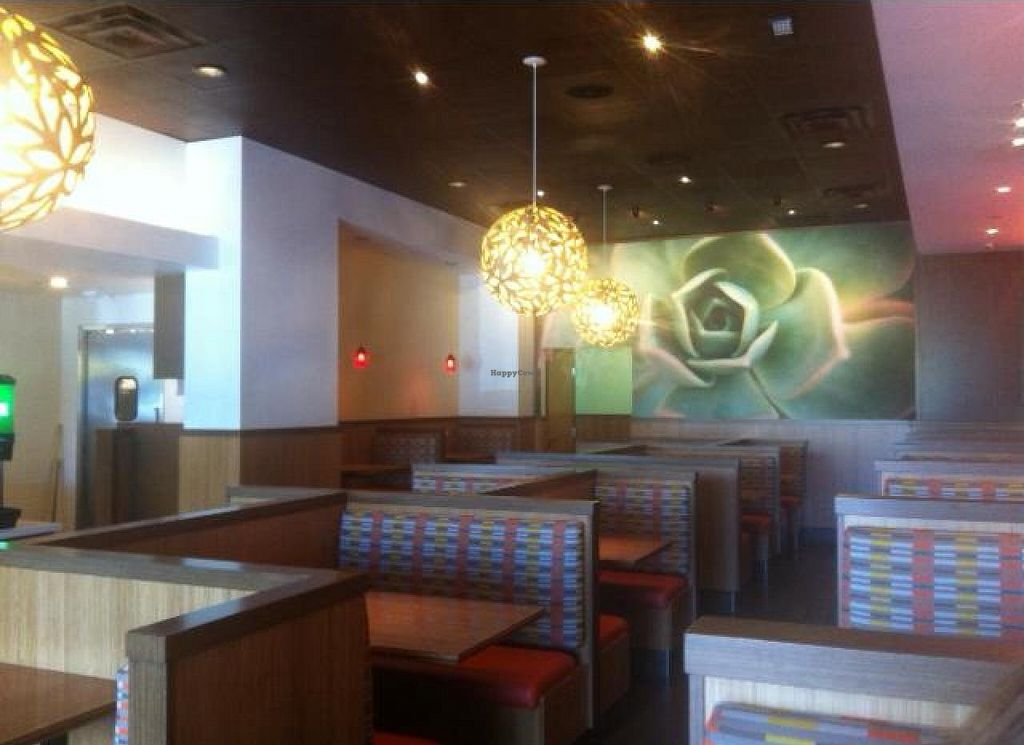 """Photo of Veggie Grill  by <a href=""""/members/profile/robivore"""">robivore</a> <br/>dining area <br/> July 17, 2014  - <a href='/contact/abuse/image/47261/74272'>Report</a>"""