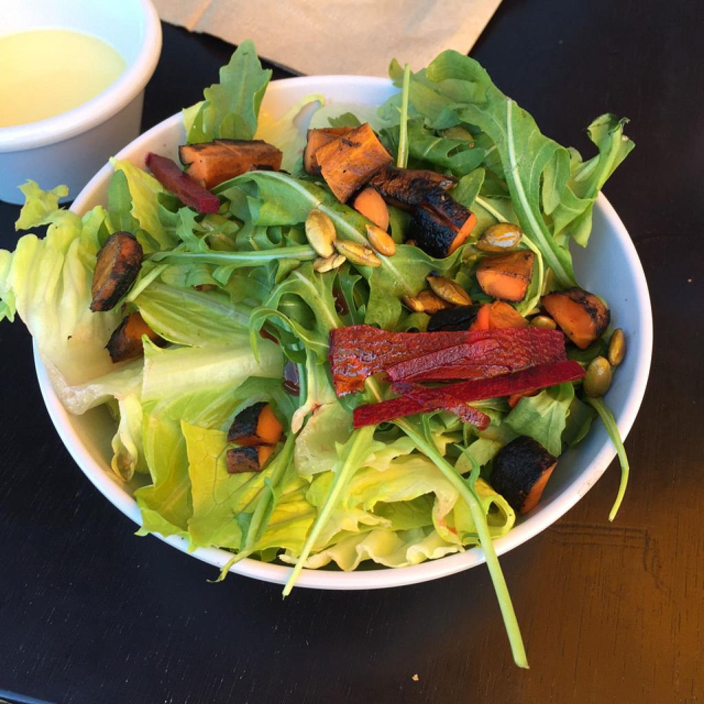 Photo of Veggie Grill  by drees2014 <br/>food <br/> March 30, 2015  - <a href='/contact/abuse/image/47261/97417'>Report</a>