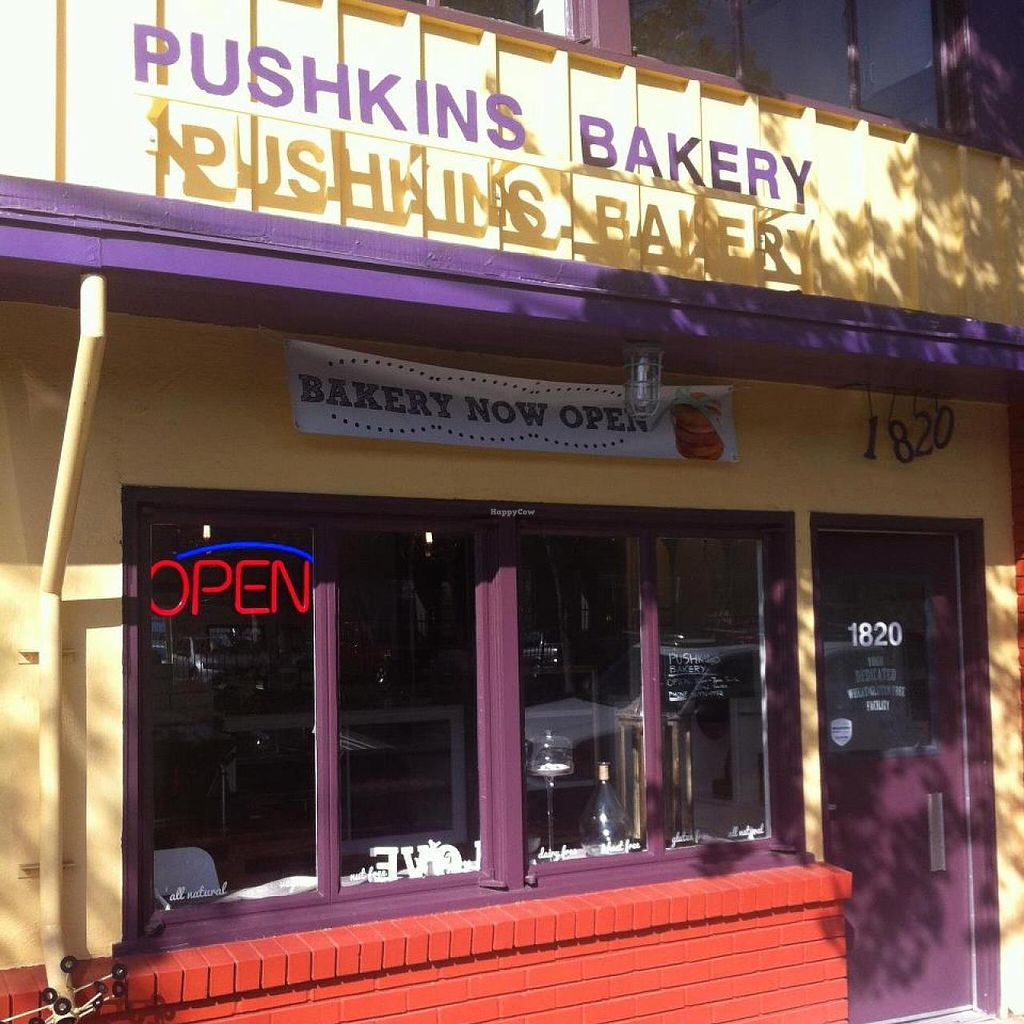 "Photo of Pushkin's Bakery  by <a href=""/members/profile/community"">community</a> <br/>Pushkins <br/> May 10, 2014  - <a href='/contact/abuse/image/47264/69746'>Report</a>"