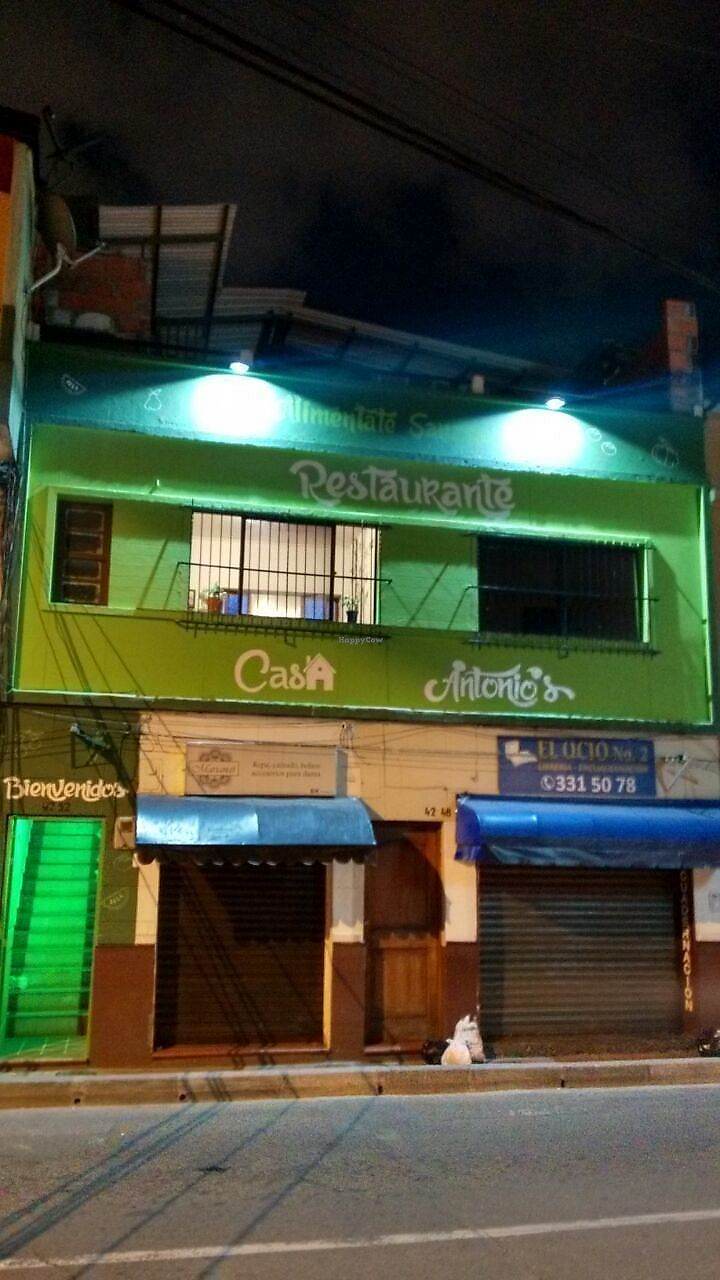 """Photo of Vegan House  by <a href=""""/members/profile/paisachimba"""">paisachimba</a> <br/>Casa Antonio's  <br/> August 31, 2017  - <a href='/contact/abuse/image/47270/299281'>Report</a>"""