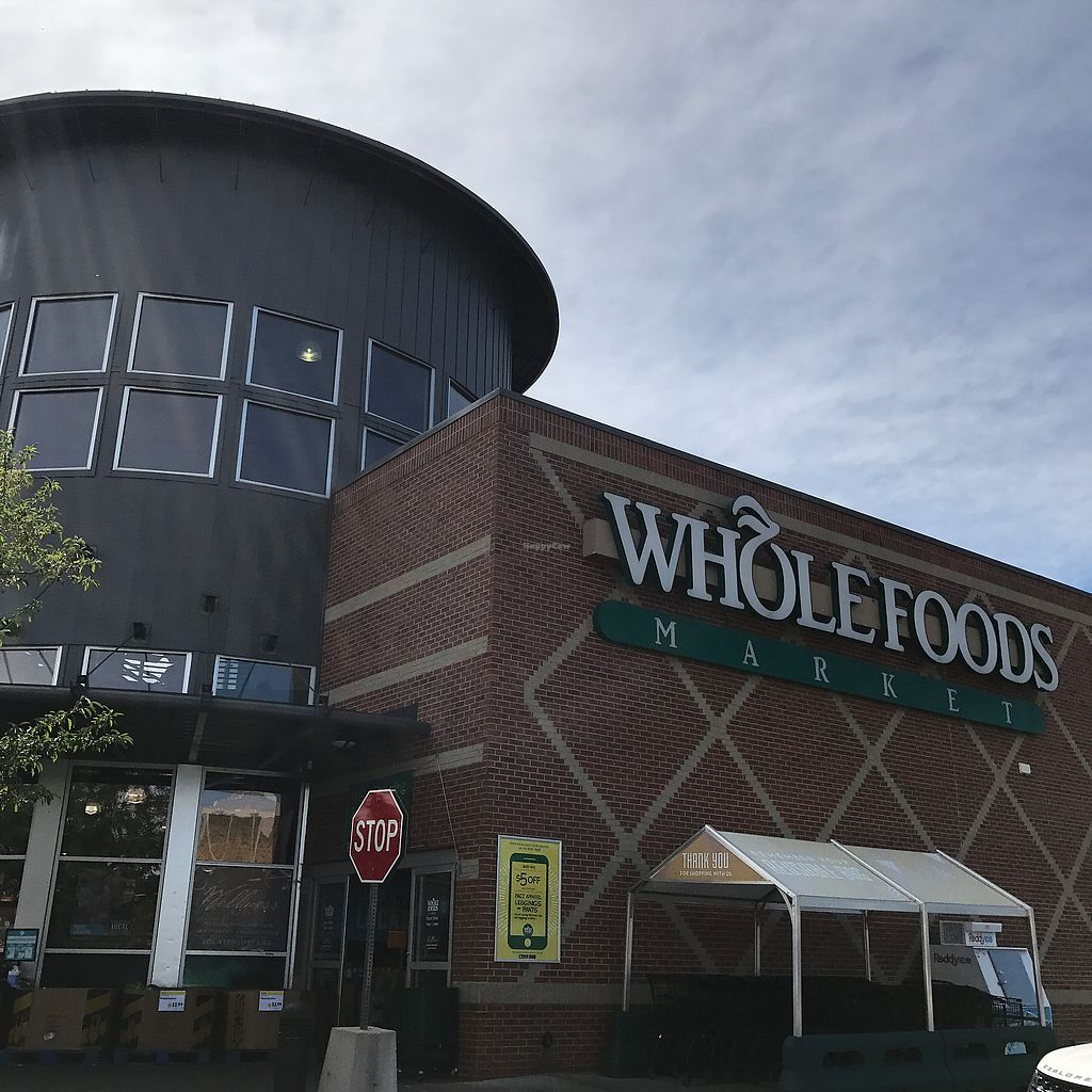 """Photo of Whole Foods Market  by <a href=""""/members/profile/earthville"""">earthville</a> <br/>Storefront <br/> September 19, 2017  - <a href='/contact/abuse/image/4727/306123'>Report</a>"""