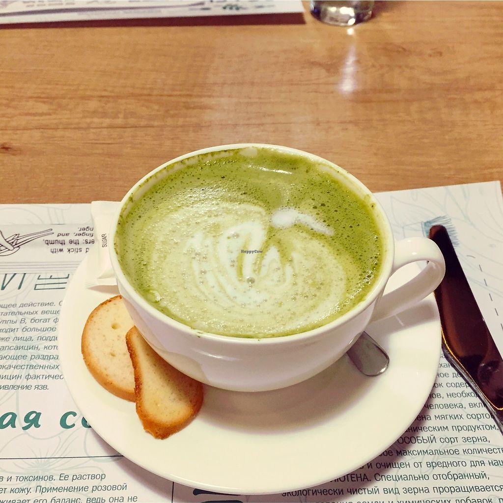 "Photo of Zelen  by <a href=""/members/profile/AnastaciaJanowska"">AnastaciaJanowska</a> <br/>matcha latte <br/> March 28, 2018  - <a href='/contact/abuse/image/47285/377250'>Report</a>"
