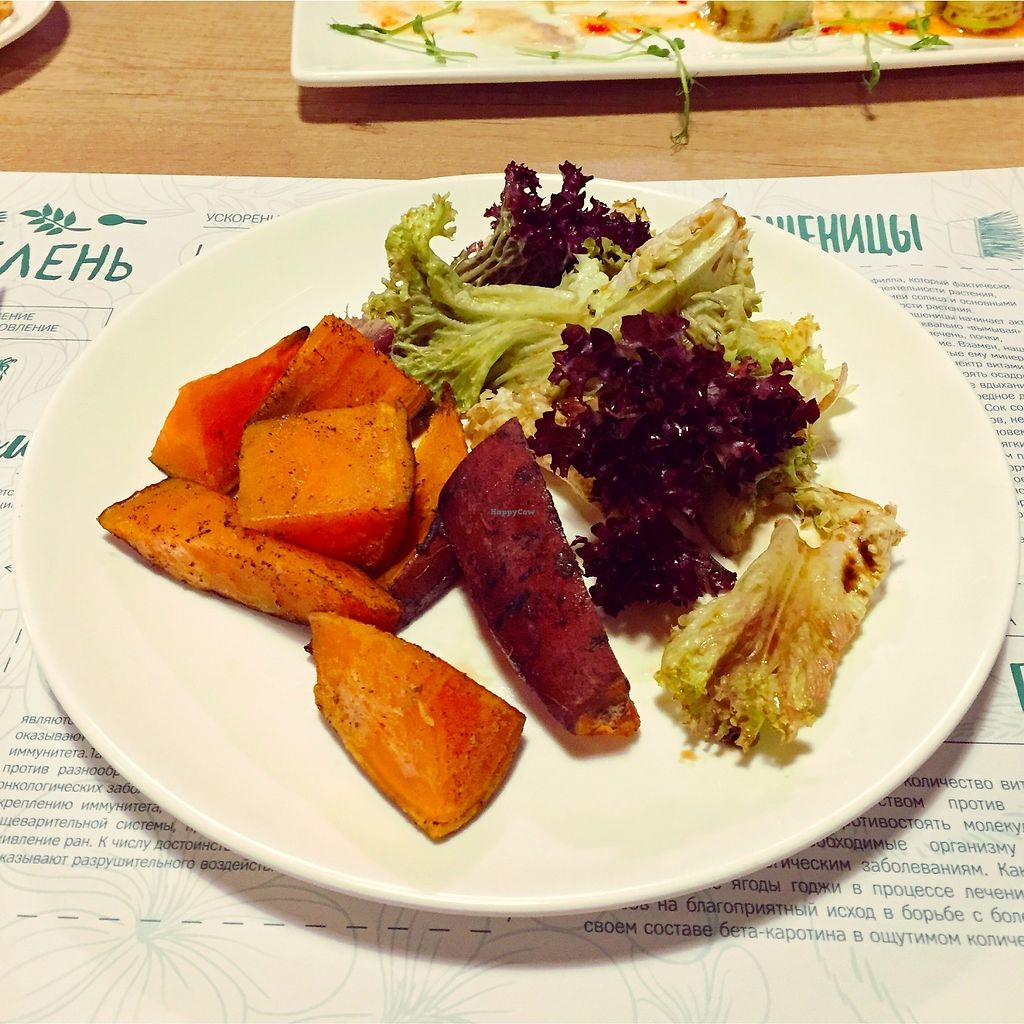 "Photo of Zelen  by <a href=""/members/profile/AnastaciaJanowska"">AnastaciaJanowska</a> <br/>roasted sweet potato <br/> March 28, 2018  - <a href='/contact/abuse/image/47285/377251'>Report</a>"