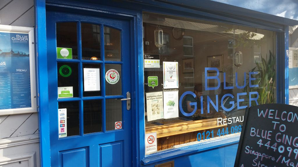 """Photo of CLOSED: Blue Ginger  by <a href=""""/members/profile/konlish"""">konlish</a> <br/>outside  <br/> August 10, 2015  - <a href='/contact/abuse/image/47306/113043'>Report</a>"""