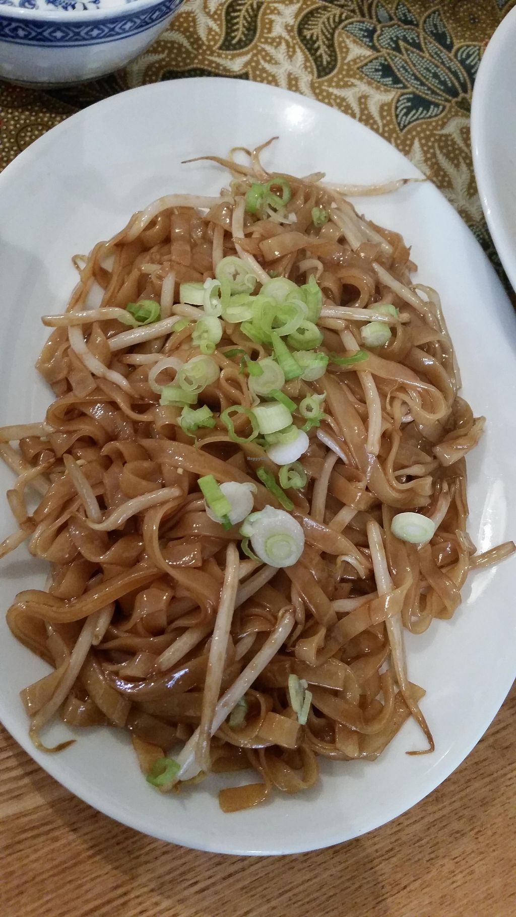 """Photo of CLOSED: Blue Ginger  by <a href=""""/members/profile/konlish"""">konlish</a> <br/>Stir fry noodles with bean sprouts <br/> August 10, 2015  - <a href='/contact/abuse/image/47306/113050'>Report</a>"""