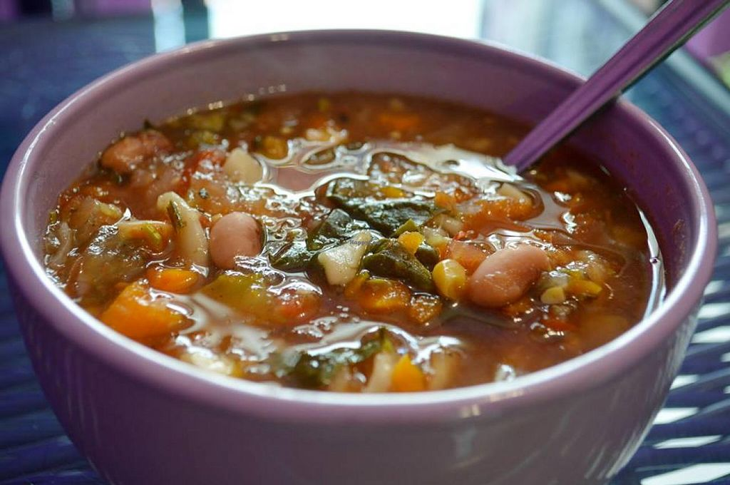 """Photo of CLOSED: New York Soup Kitchen  by <a href=""""/members/profile/MattPick"""">MattPick</a> <br/>Tasty vegetable soup! <br/> July 20, 2014  - <a href='/contact/abuse/image/47340/74556'>Report</a>"""