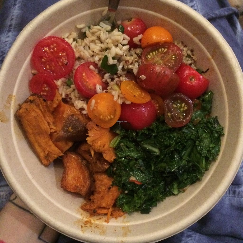 """Photo of Dig Inn - Union Square  by <a href=""""/members/profile/KatieBush"""">KatieBush</a> <br/>veggie bowl  <br/> August 28, 2017  - <a href='/contact/abuse/image/47350/298442'>Report</a>"""