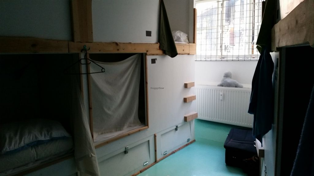 """Photo of CLOSED: Woodah Cafe  by <a href=""""/members/profile/konlish"""">konlish</a> <br/>Hostel beds <br/> October 2, 2015  - <a href='/contact/abuse/image/47367/119832'>Report</a>"""