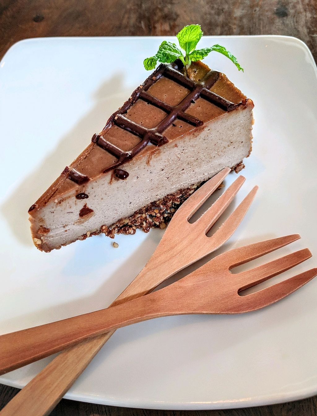 """Photo of The Seeds of Life  by <a href=""""/members/profile/EdanChapman"""">EdanChapman</a> <br/>Mocha cheesecake. Orgasmic <br/> November 17, 2017  - <a href='/contact/abuse/image/47407/326366'>Report</a>"""