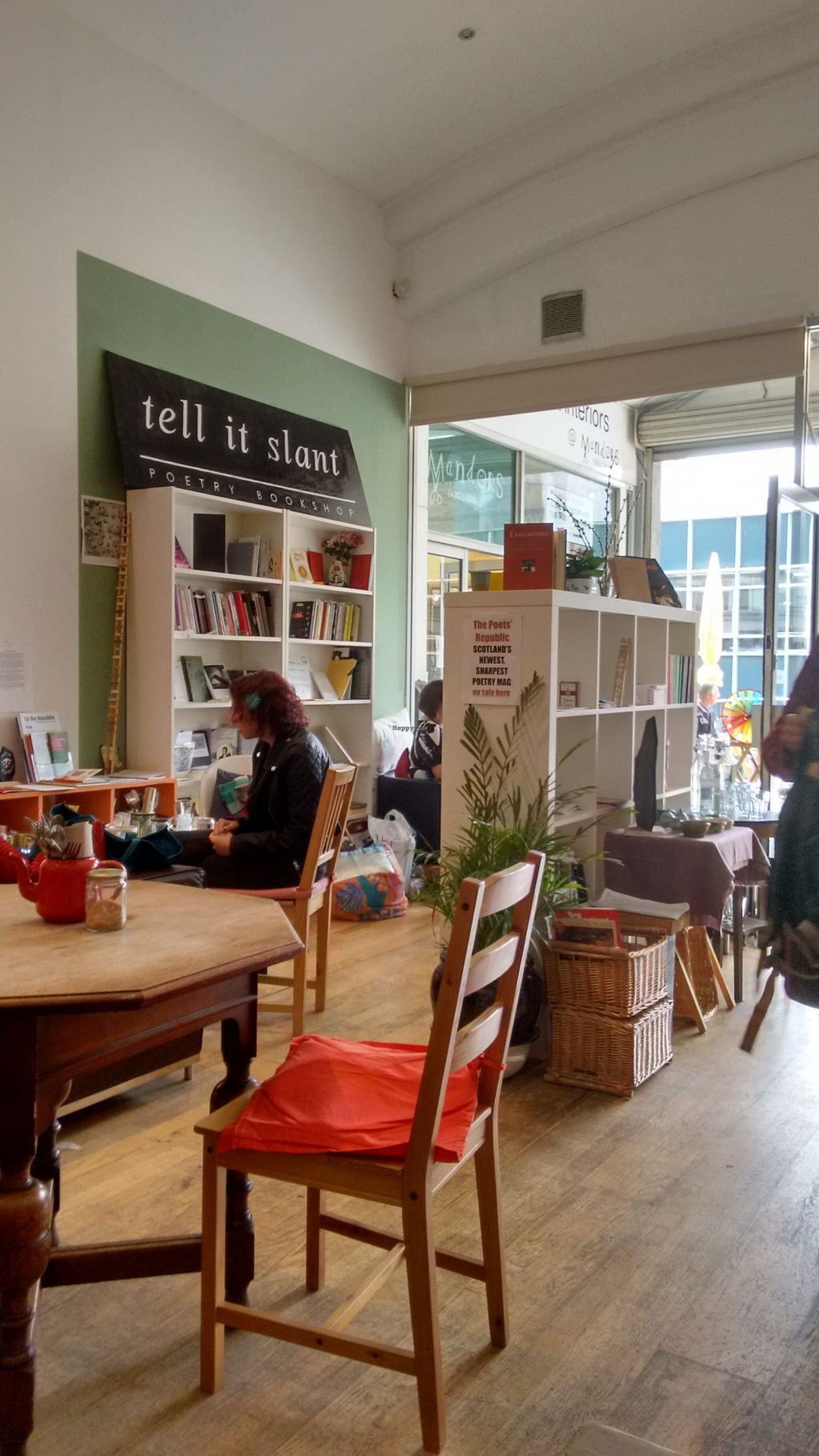 """Photo of The Project Cafe  by <a href=""""/members/profile/craigmc"""">craigmc</a> <br/>The reading room <br/> September 9, 2015  - <a href='/contact/abuse/image/47424/117011'>Report</a>"""