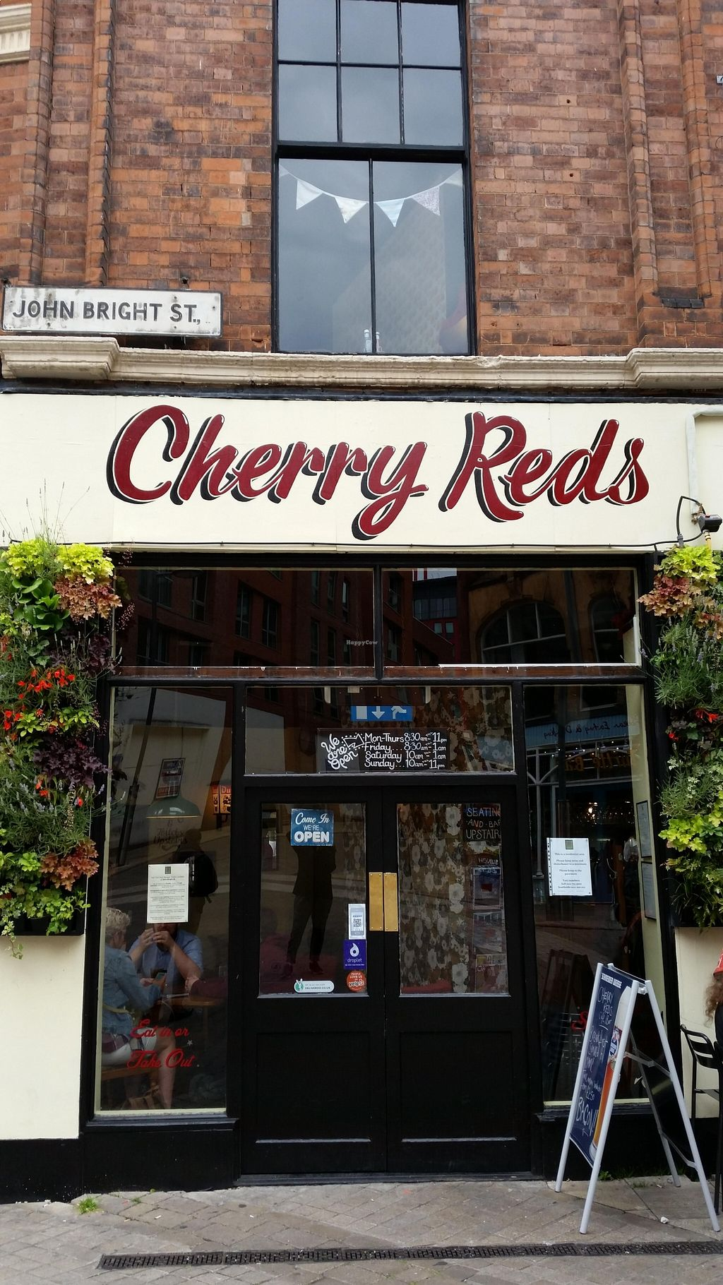 """Photo of Cherry Reds Cafe and Bar  by <a href=""""/members/profile/konlish"""">konlish</a> <br/>Outside <br/> August 18, 2015  - <a href='/contact/abuse/image/47425/114062'>Report</a>"""