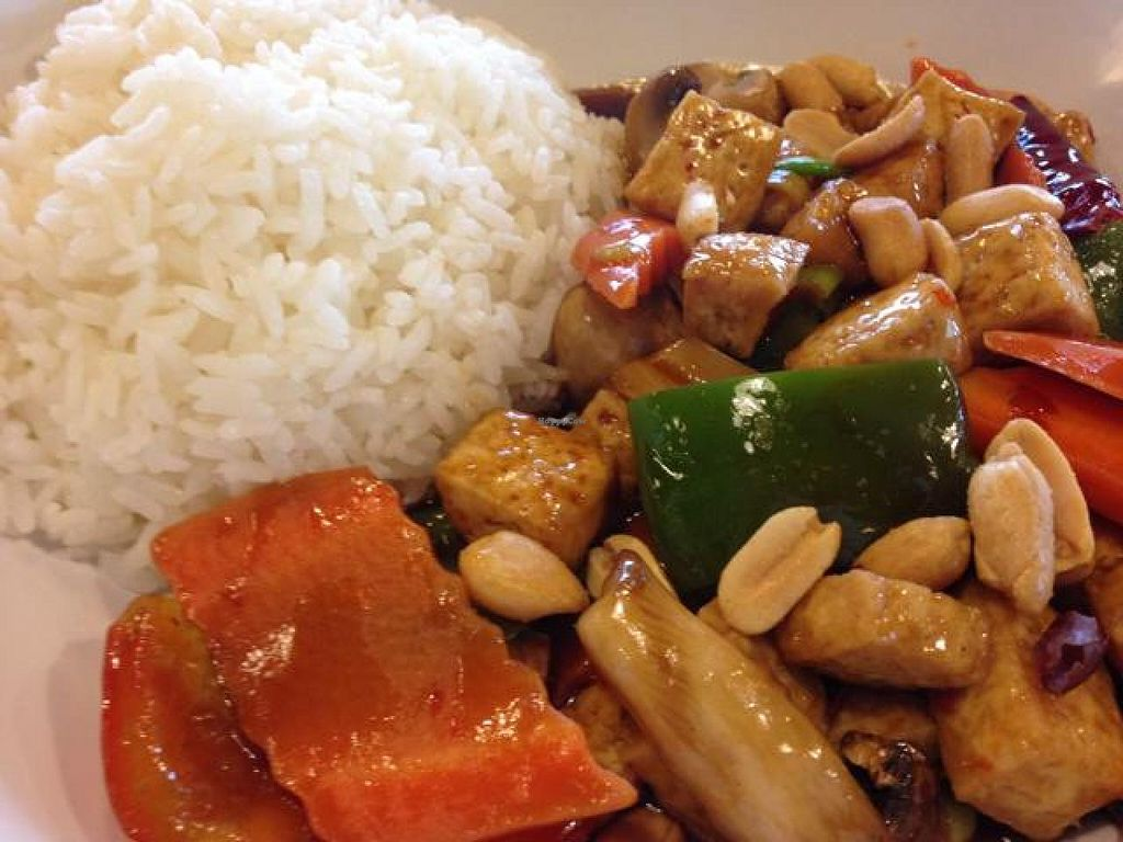 """Photo of Asian Max  by <a href=""""/members/profile/calamaestra"""">calamaestra</a> <br/>Kung pao tofu <br/> May 17, 2014  - <a href='/contact/abuse/image/47429/70198'>Report</a>"""