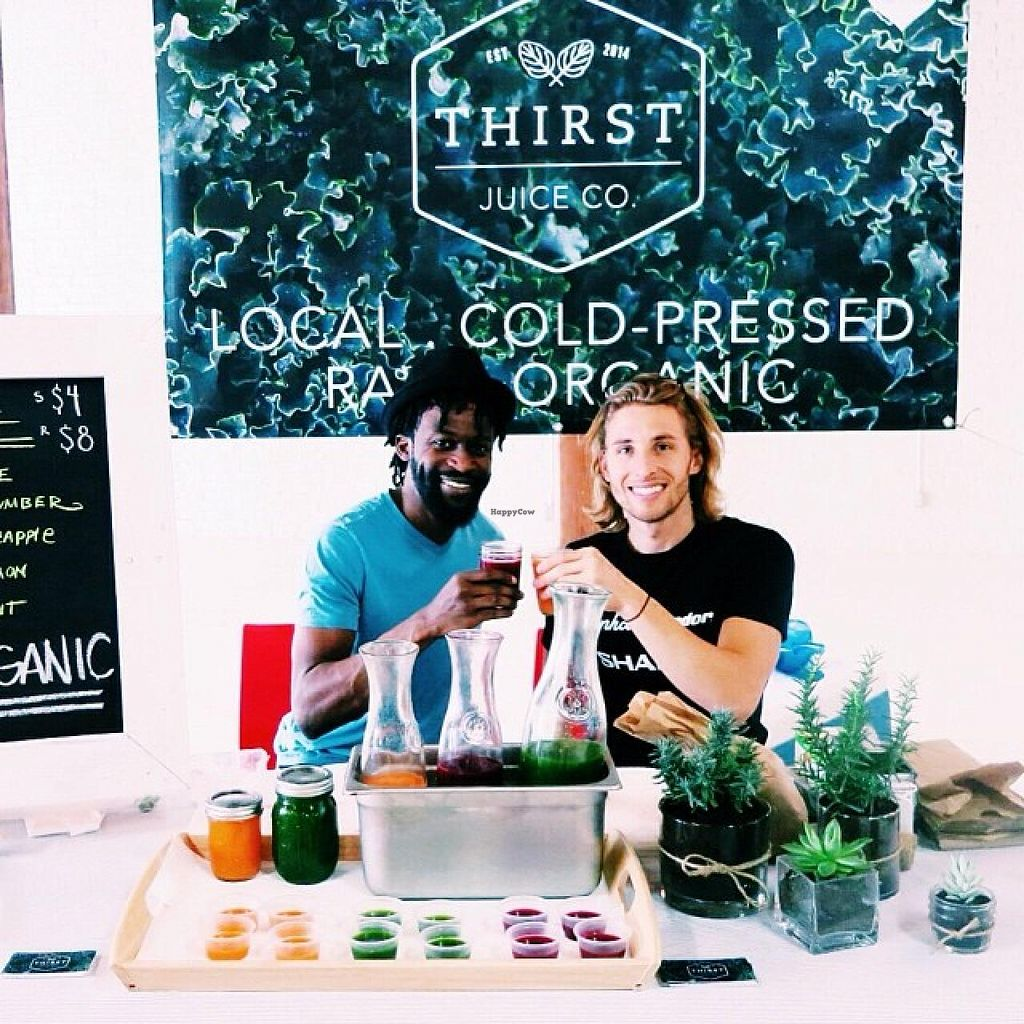 """Photo of The Local Juicery and Kitchen  by <a href=""""/members/profile/community"""">community</a> <br/>Thirst Juice Co <br/> May 19, 2014  - <a href='/contact/abuse/image/47446/70250'>Report</a>"""