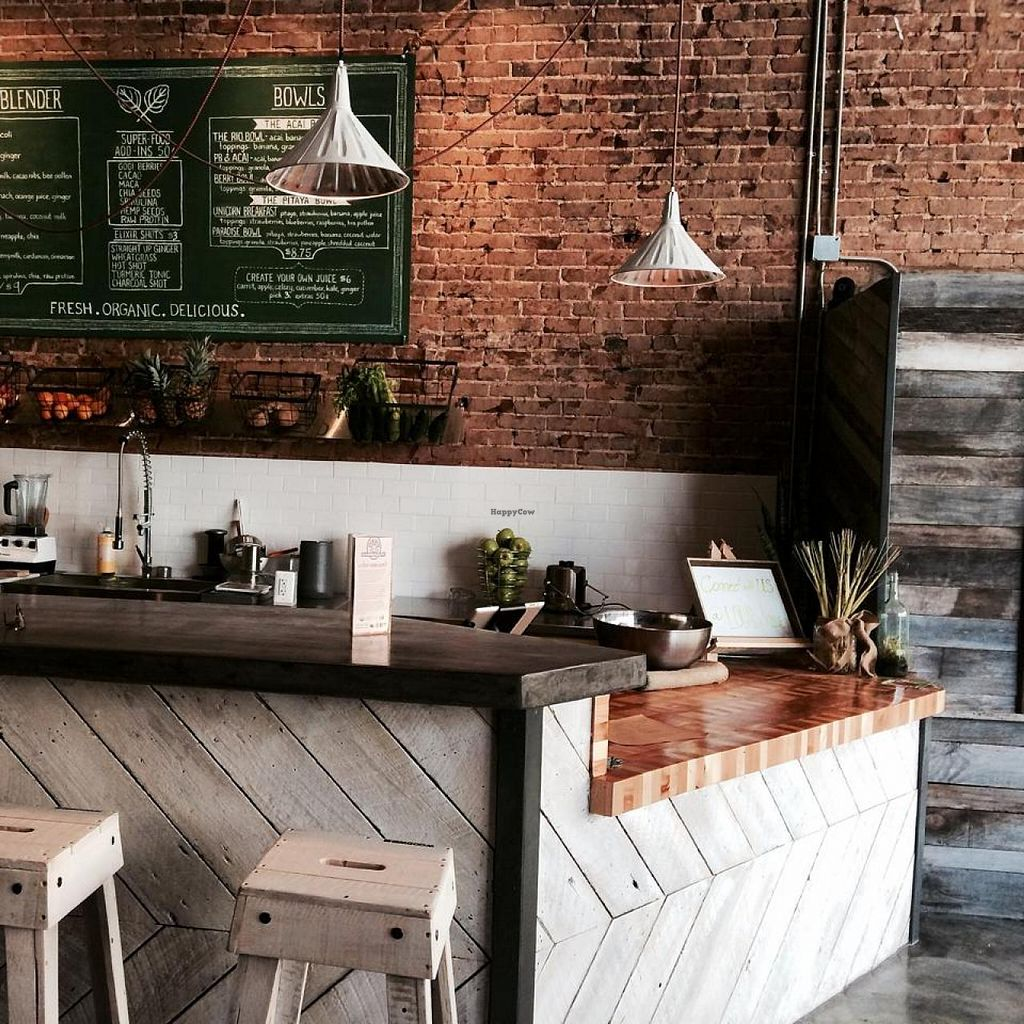 """Photo of The Local Juicery and Kitchen  by <a href=""""/members/profile/community"""">community</a> <br/>Thirst Juice Co <br/> April 10, 2015  - <a href='/contact/abuse/image/47446/98527'>Report</a>"""