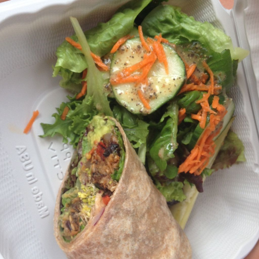 "Photo of Under the Bodhi Tree  by <a href=""/members/profile/Pastelito"">Pastelito</a> <br/>vegan burrito <br/> April 30, 2016  - <a href='/contact/abuse/image/47508/146884'>Report</a>"