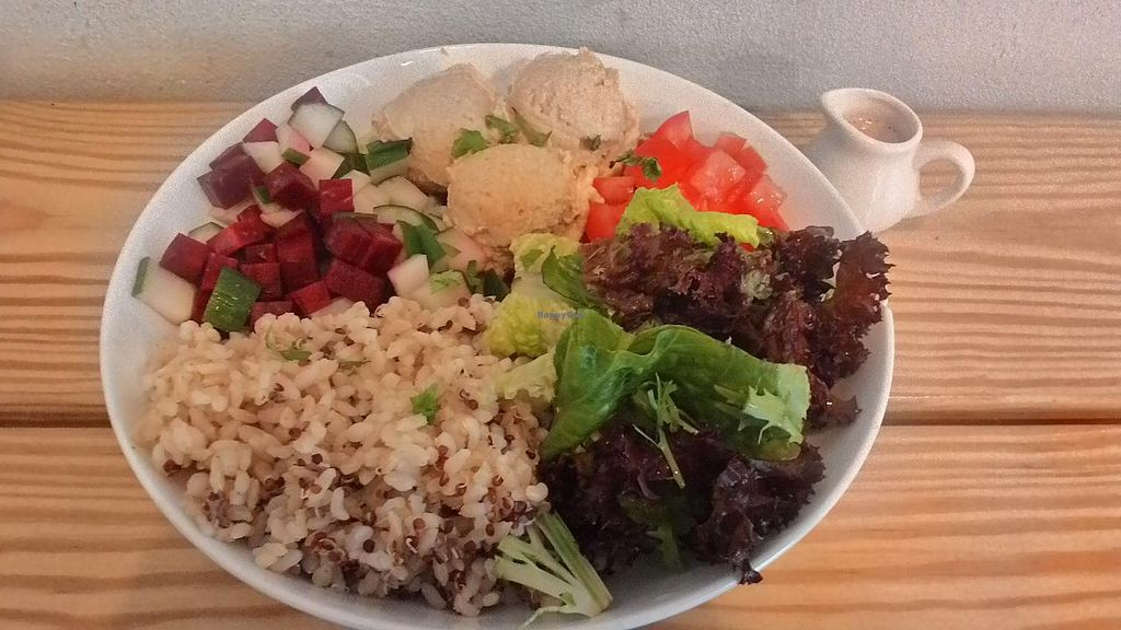 "Photo of Ooh Cha Cha  by <a href=""/members/profile/JesseD"">JesseD</a> <br/>hummus bowl <br/> June 9, 2015  - <a href='/contact/abuse/image/47521/105175'>Report</a>"