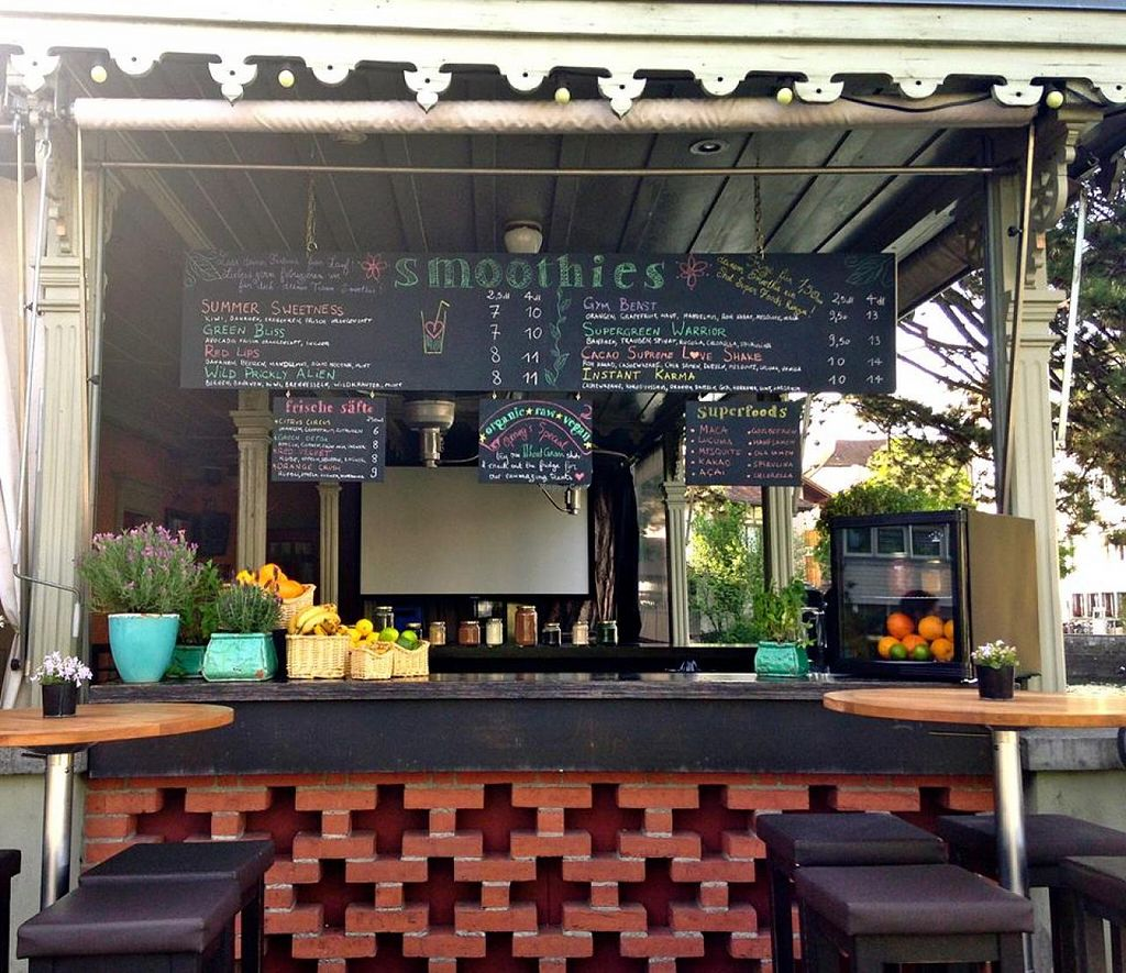 "Photo of Smoothie Bar Muhleplatz  by <a href=""/members/profile/community"">community</a> <br/>Smoothie Bar Muhleplatz <br/> May 22, 2014  - <a href='/contact/abuse/image/47554/70475'>Report</a>"