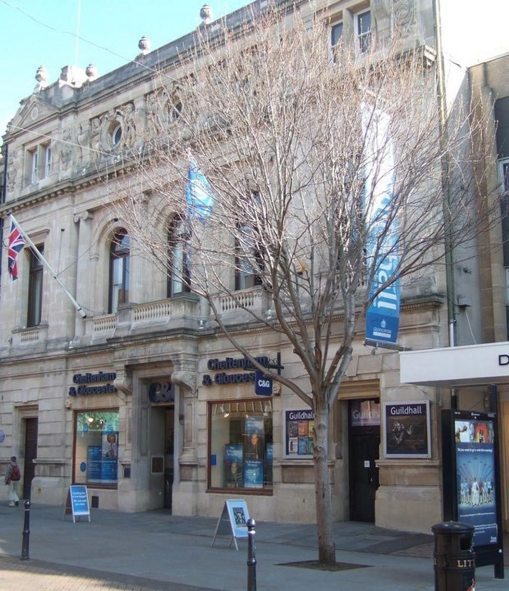"""Photo of The Cafe-Bar at Gloucester Guild Hall  by <a href=""""/members/profile/community"""">community</a> <br/>The Cafe-Bar at Gloucester Guild Hall  <br/> April 22, 2015  - <a href='/contact/abuse/image/47594/99911'>Report</a>"""
