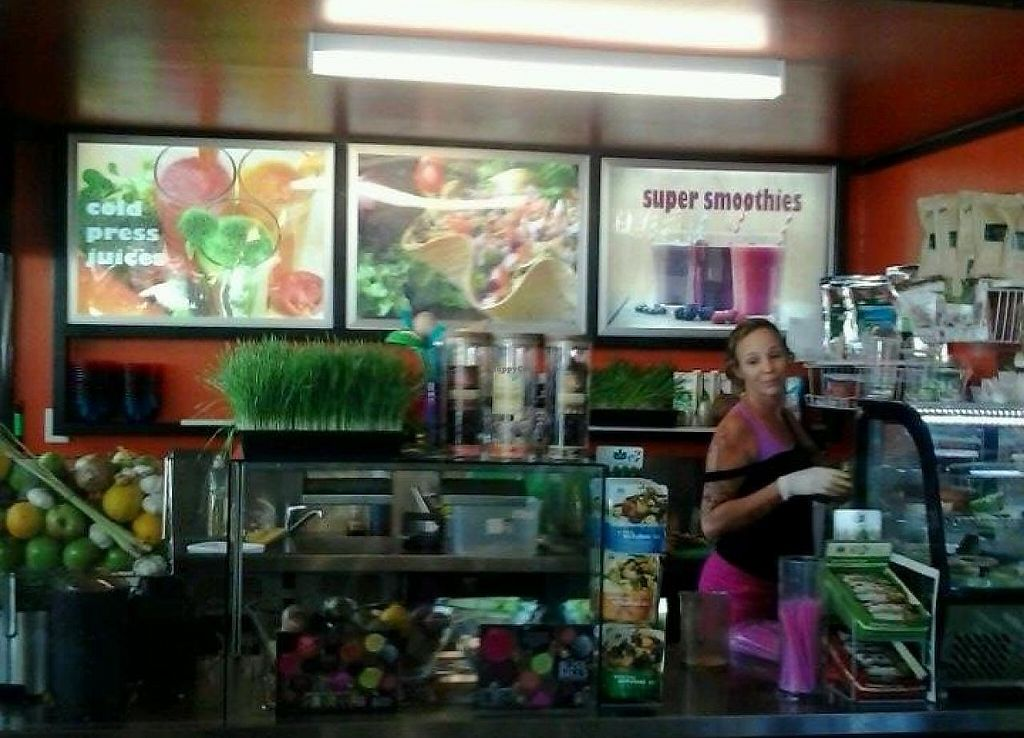 """Photo of D'Lish Love Your Body Wholefoods  by <a href=""""/members/profile/vegan_simon"""">vegan_simon</a> <br/>D'Lish Love Your Body Wholefoods <br/> May 25, 2014  - <a href='/contact/abuse/image/47611/254244'>Report</a>"""