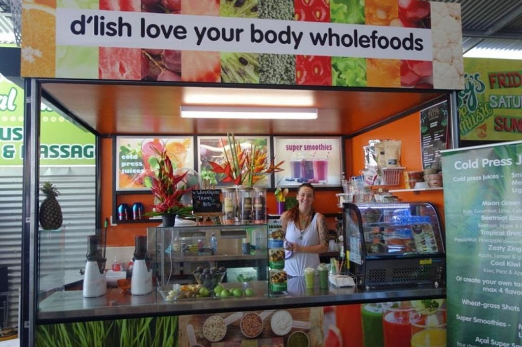 """Photo of D'Lish Love Your Body Wholefoods  by <a href=""""/members/profile/zycho"""">zycho</a> <br/>De très bon produits à consommer sans modération ! Thanks for your smile ! <br/> November 1, 2014  - <a href='/contact/abuse/image/47611/84357'>Report</a>"""