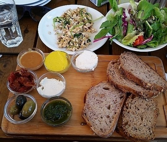 """Photo of Anastasia  by <a href=""""/members/profile/EllaDoron"""">EllaDoron</a> <br/>best vegan  breakfast in town <br/> June 7, 2017  - <a href='/contact/abuse/image/47650/266768'>Report</a>"""