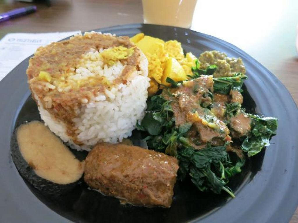 """Photo of CLOSED: Mom's Veggie  by <a href=""""/members/profile/simpsonyellow"""">simpsonyellow</a> <br/>Nasi Padang <br/> June 15, 2014  - <a href='/contact/abuse/image/47657/72040'>Report</a>"""