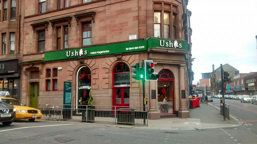 """Photo of Usha's - Indian Street Food  by <a href=""""/members/profile/craigmc"""">craigmc</a> <br/>Restaurant front <br/> June 2, 2014  - <a href='/contact/abuse/image/47673/71264'>Report</a>"""