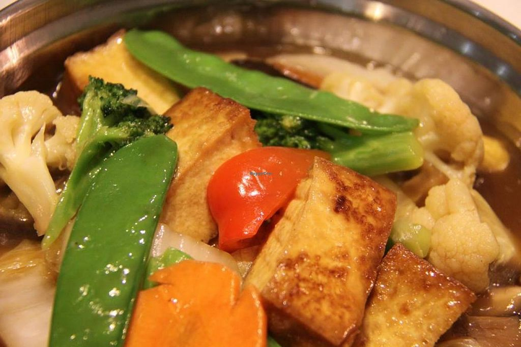 """Photo of September 18 - North Lakes  by <a href=""""/members/profile/vegan%20louise"""">vegan louise</a> <br/>Stir fry vegetables with tofu <br/> July 18, 2014  - <a href='/contact/abuse/image/47677/74371'>Report</a>"""