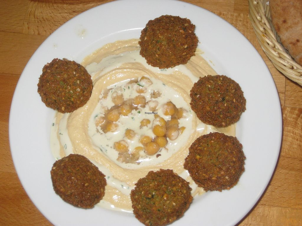"Photo of Laflaf  by <a href=""/members/profile/jennyc32"">jennyc32</a> <br/>Falafel <br/> April 9, 2016  - <a href='/contact/abuse/image/47685/143602'>Report</a>"