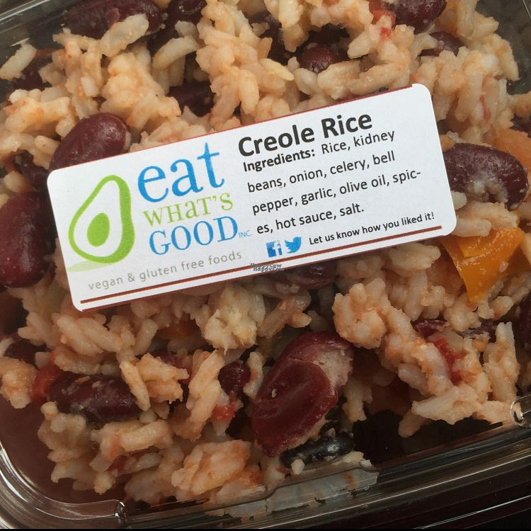"Photo of Eat What's Good  by <a href=""/members/profile/happycowgirl"">happycowgirl</a> <br/>creole rice <br/> September 10, 2016  - <a href='/contact/abuse/image/47686/174916'>Report</a>"