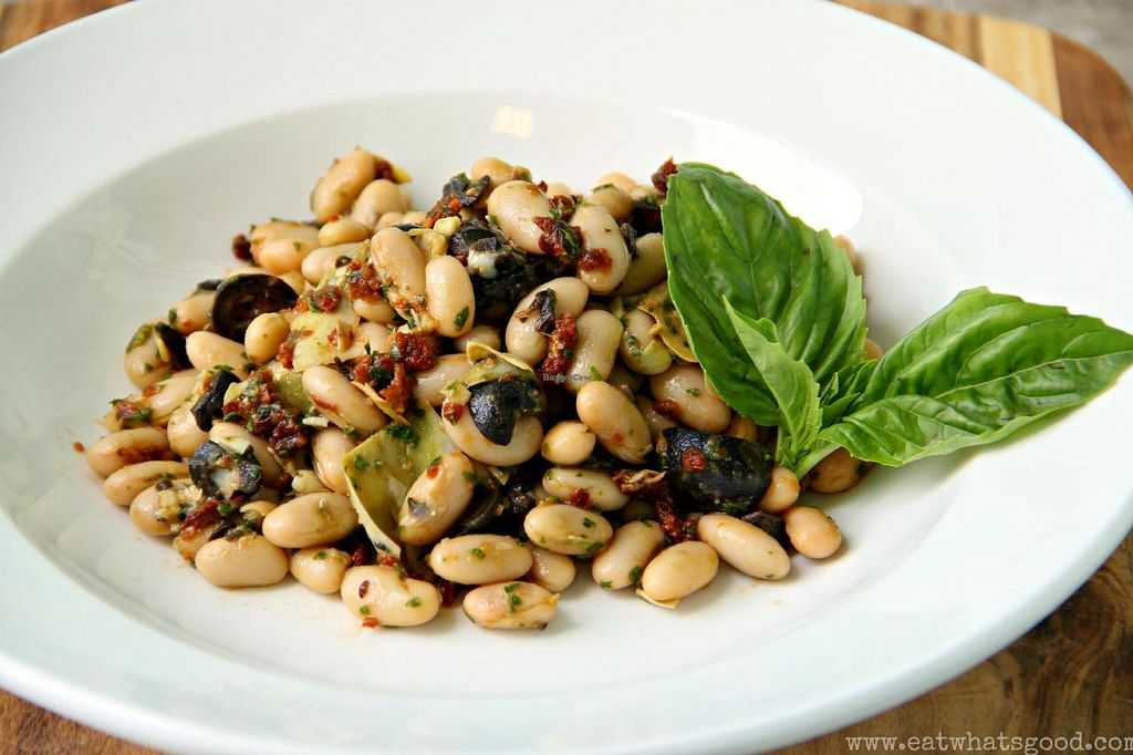 "Photo of Eat What's Good  by <a href=""/members/profile/Eat_Whats_Good"">Eat_Whats_Good</a> <br/>Herb & Olive White Beans <br/> July 15, 2014  - <a href='/contact/abuse/image/47686/74161'>Report</a>"