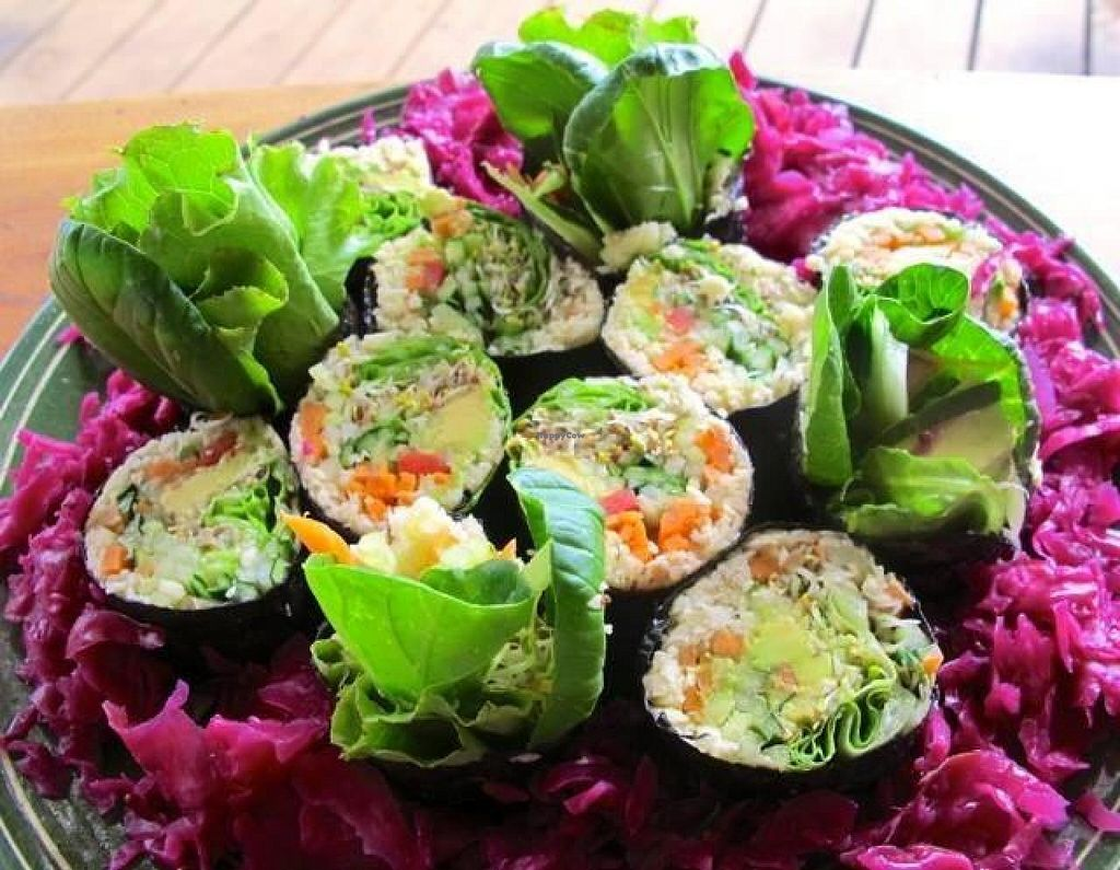"""Photo of Pura Vida  by <a href=""""/members/profile/PattiLilly"""">PattiLilly</a> <br/>Menu includes many raw vegan local delicacies such as ceviche, tacos, and  teritas! <br/> June 3, 2014  - <a href='/contact/abuse/image/47696/71292'>Report</a>"""