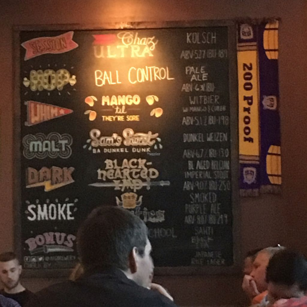 """Photo of Against the Grain  by <a href=""""/members/profile/Laine88"""">Laine88</a> <br/>beer wall!  <br/> August 27, 2016  - <a href='/contact/abuse/image/47718/200718'>Report</a>"""