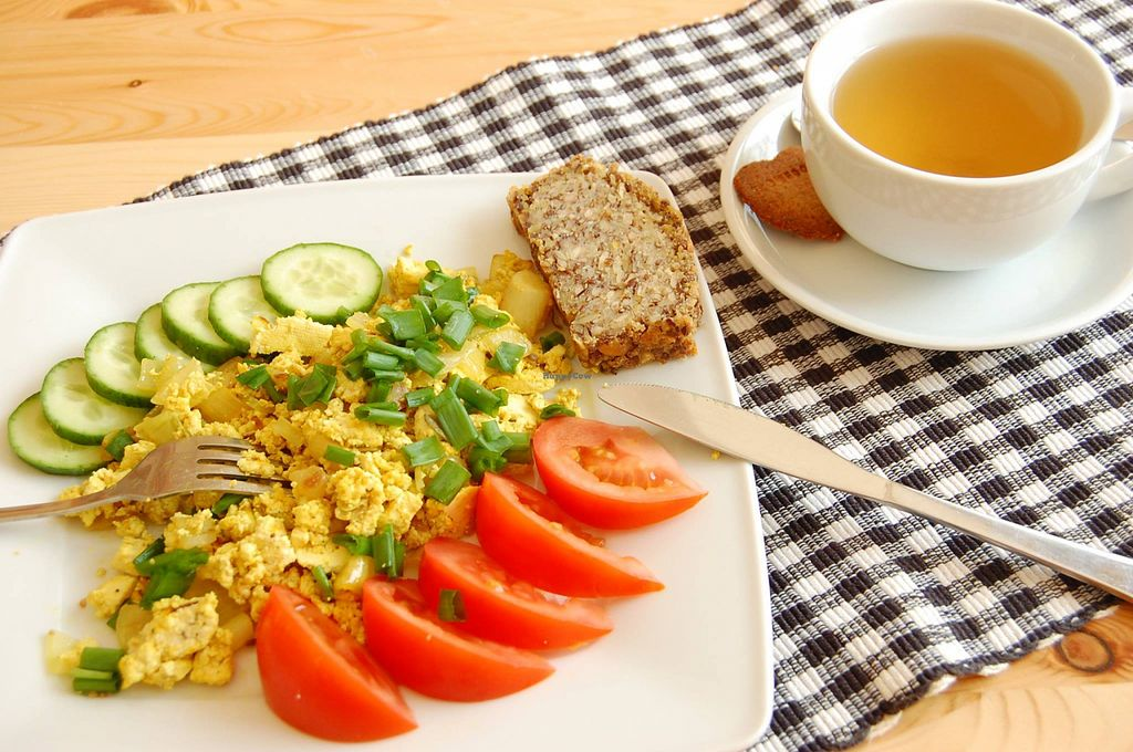 "Photo of CLOSED: Flow Food  by <a href=""/members/profile/Kate%20Podlasianka"">Kate Podlasianka</a> <br/>'Scrambled tofu' <br/> August 3, 2015  - <a href='/contact/abuse/image/47722/112118'>Report</a>"