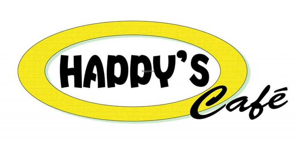 "Photo of Happy's Cafe  by <a href=""/members/profile/community"">community</a> <br/>Logo <br/> July 21, 2014  - <a href='/contact/abuse/image/47731/74636'>Report</a>"